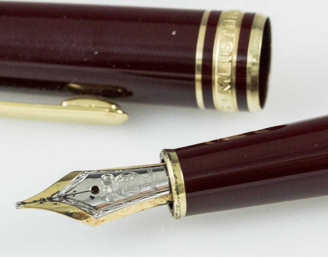 Montblanc Fountain Pen - 3