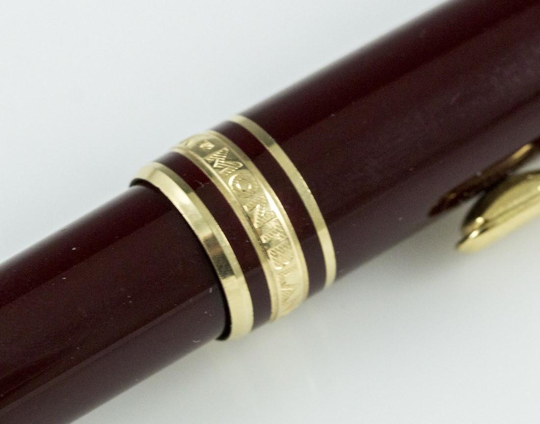 Montblanc Fountain Pen - 4