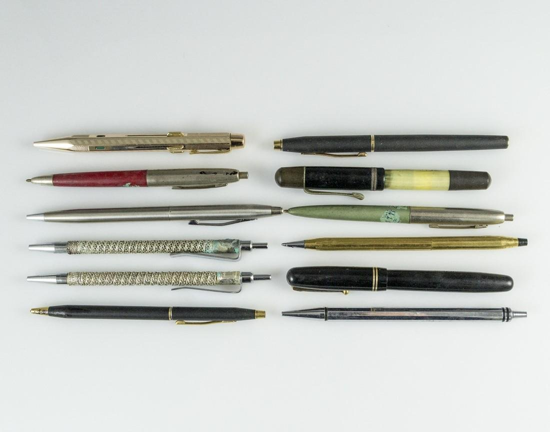 Pens, Various Makers