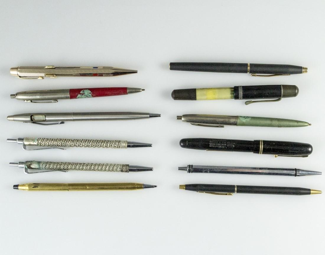 Pens, Various Makers - 4