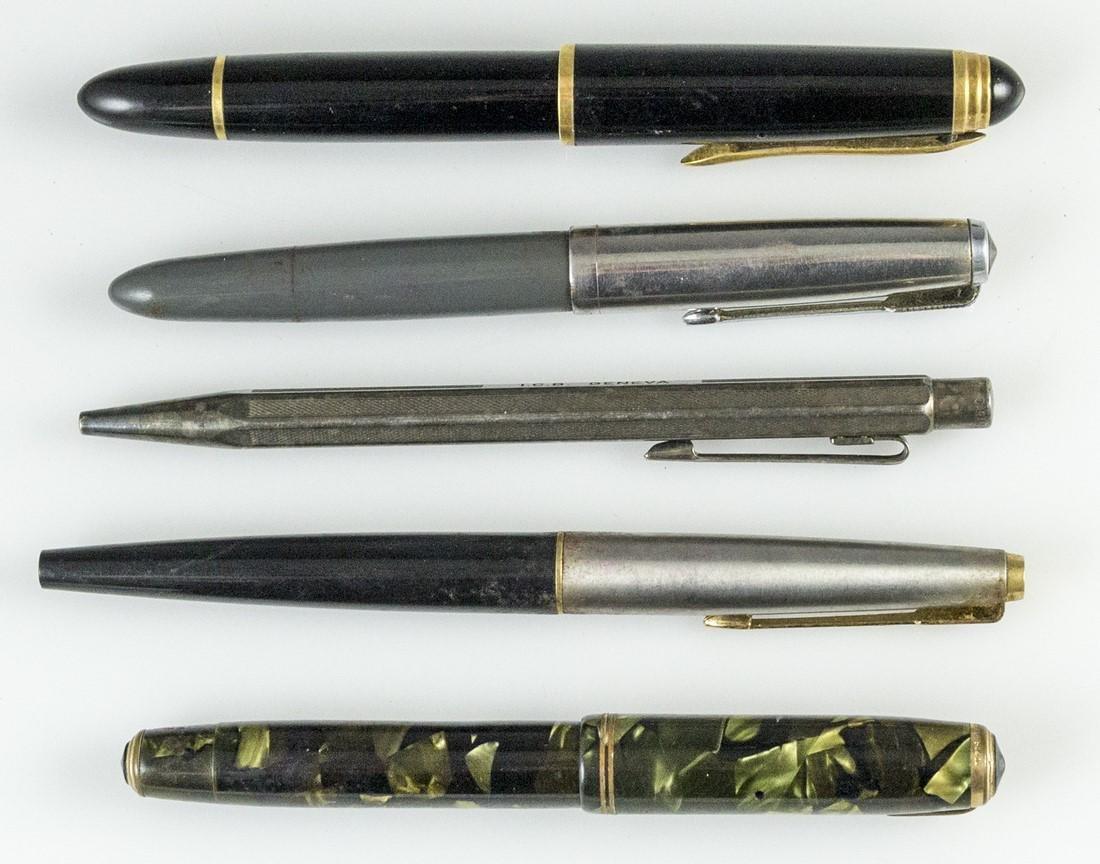 Fountain Pens, Parker, Geha - 2