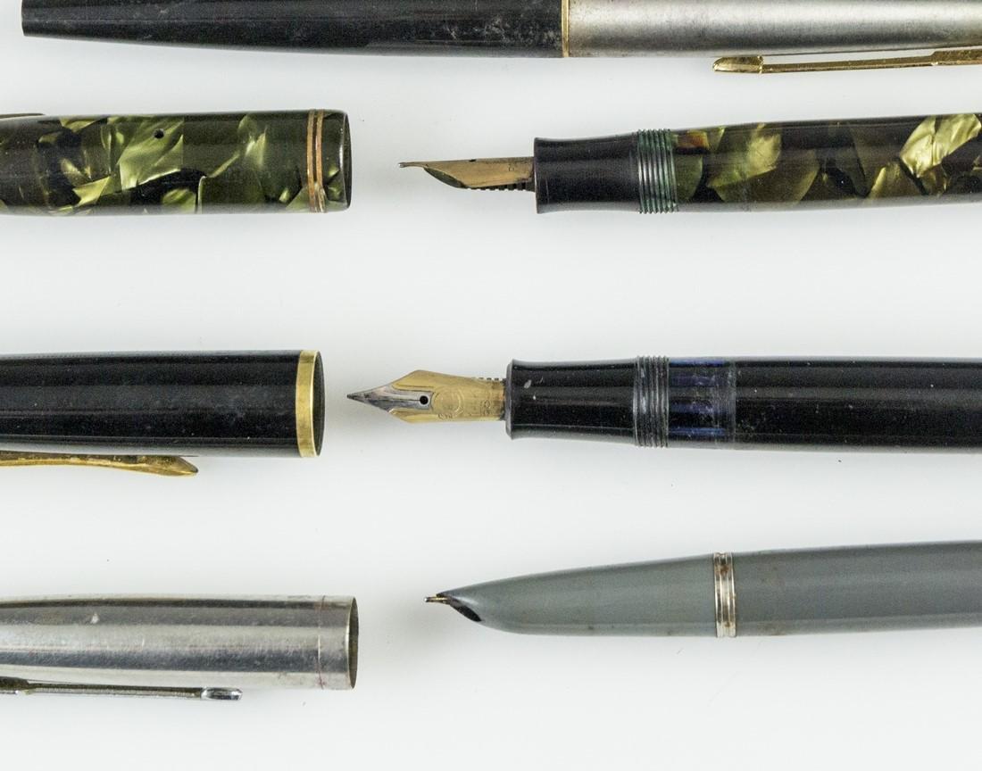 Fountain Pens, Parker, Geha - 4