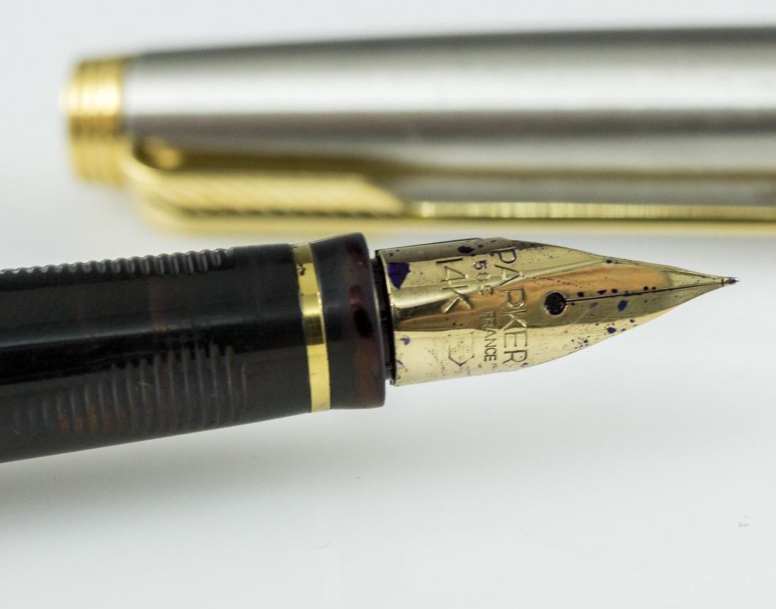 Parker 75 Fountain Pen - 3