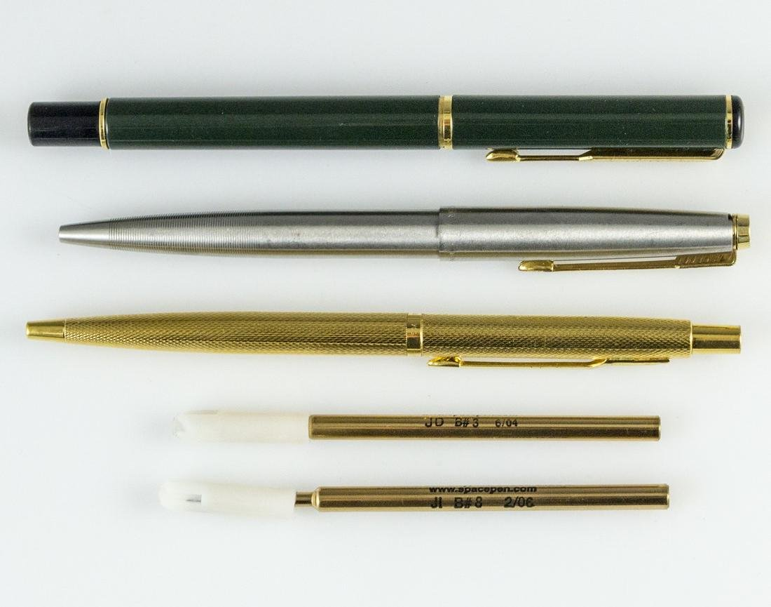 Lot of Three Parker Pens