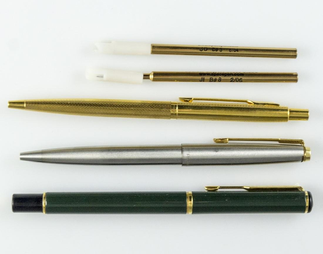 Lot of Three Parker Pens - 2