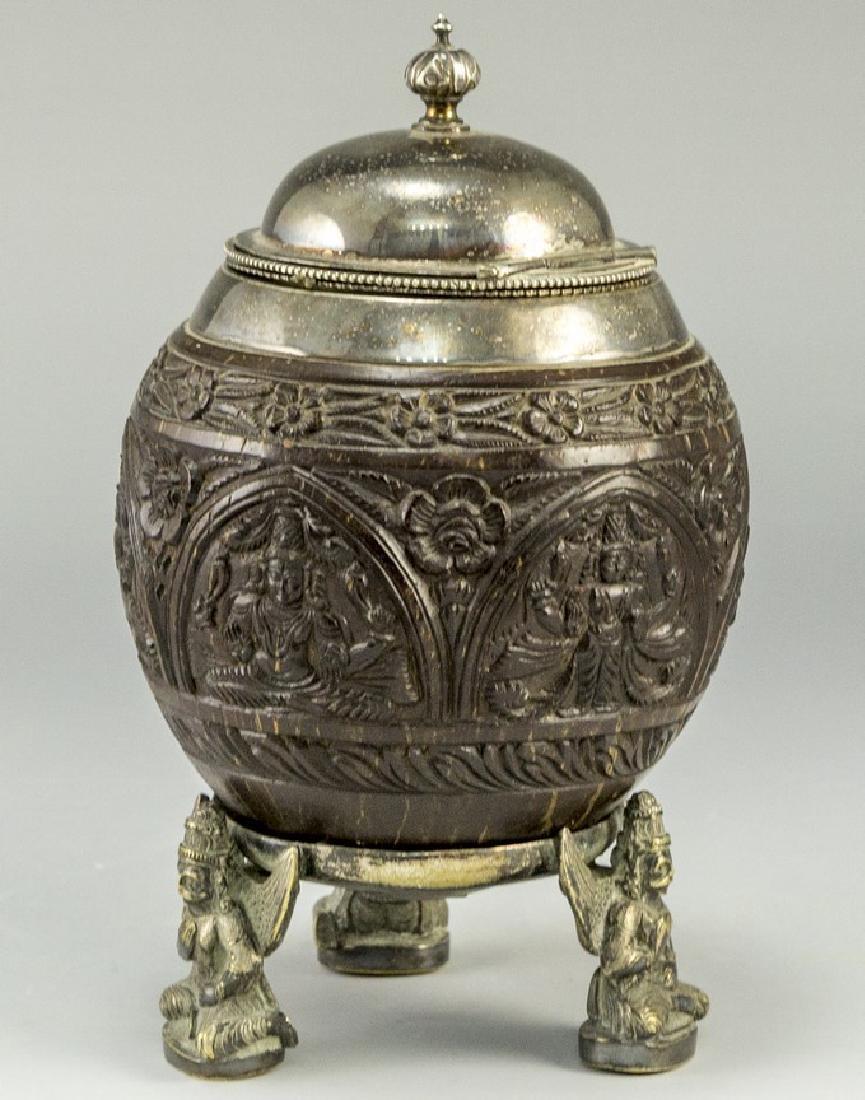 Burmese Inkwell