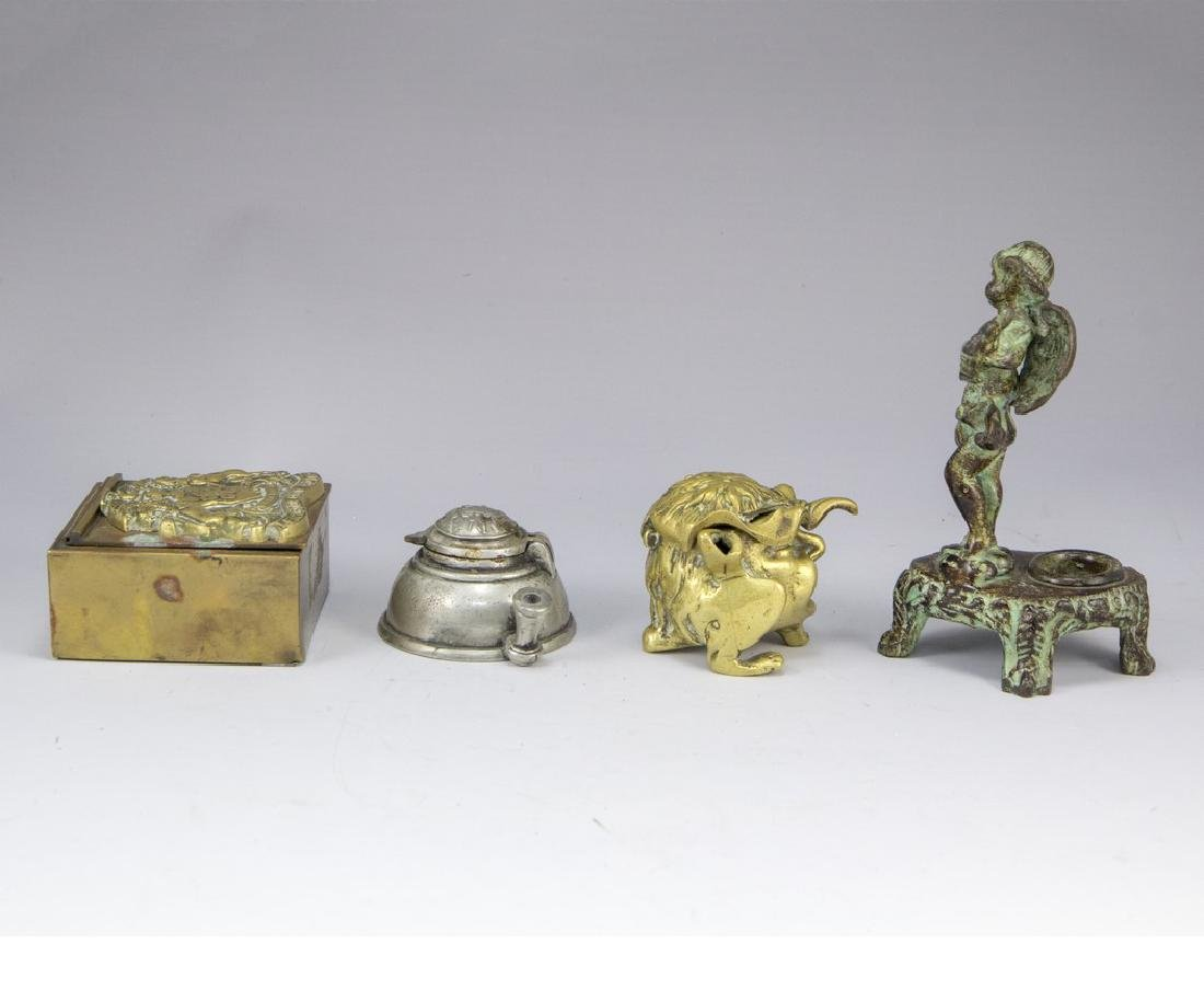 Lot of Inkwells - 2