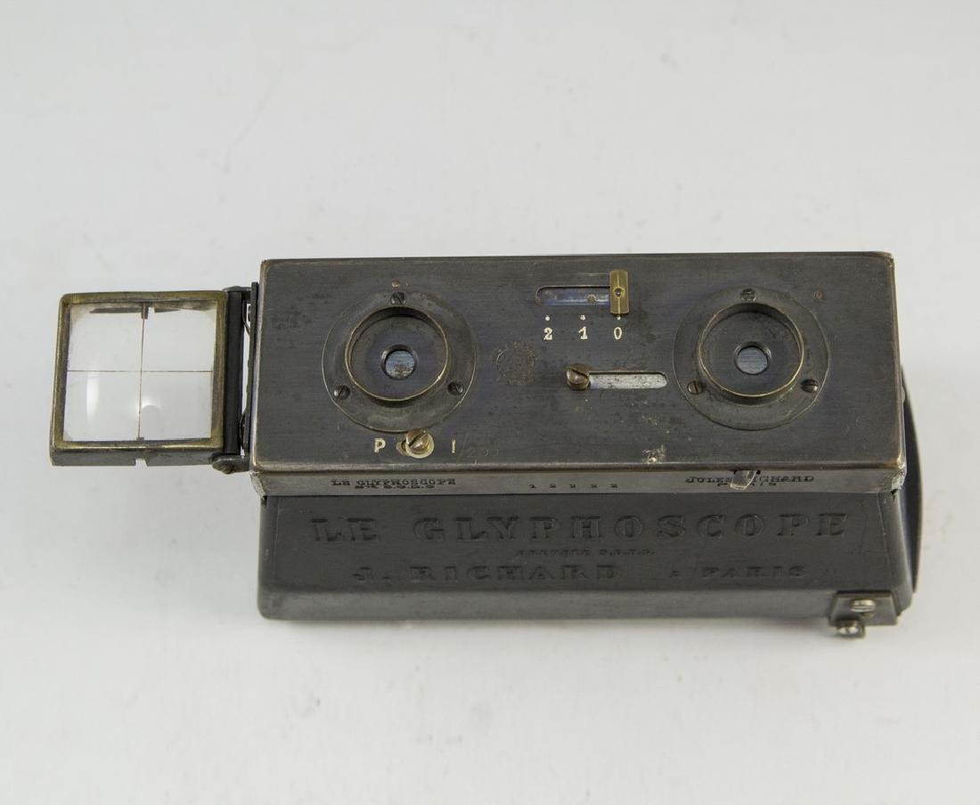 Le Glyphoscope