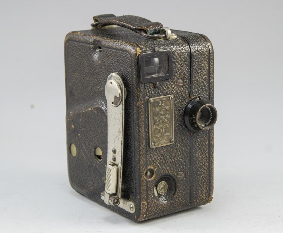 Zeiss Kinamo Film Camera