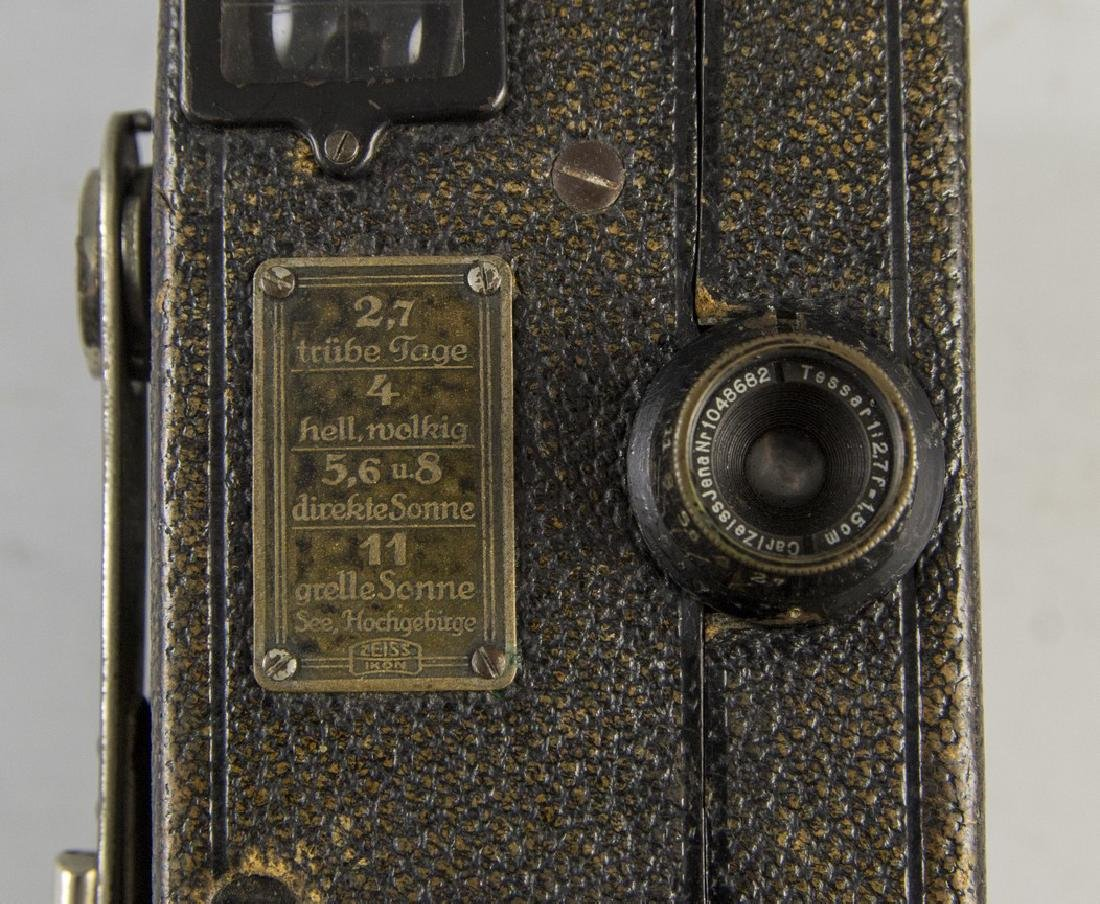 Zeiss Kinamo Film Camera - 3