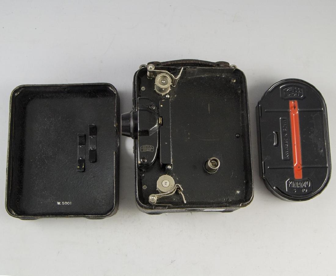 Zeiss Kinamo Film Camera - 4