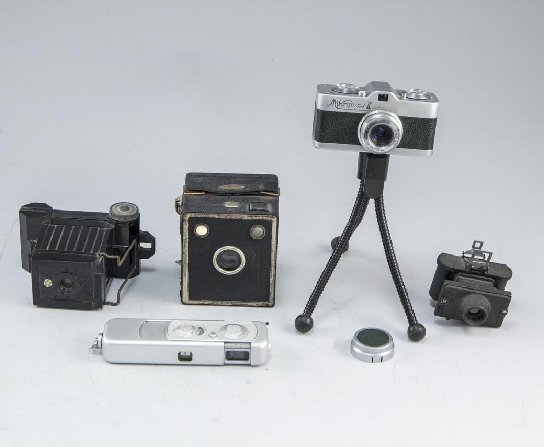 Lot of Spy Cameras