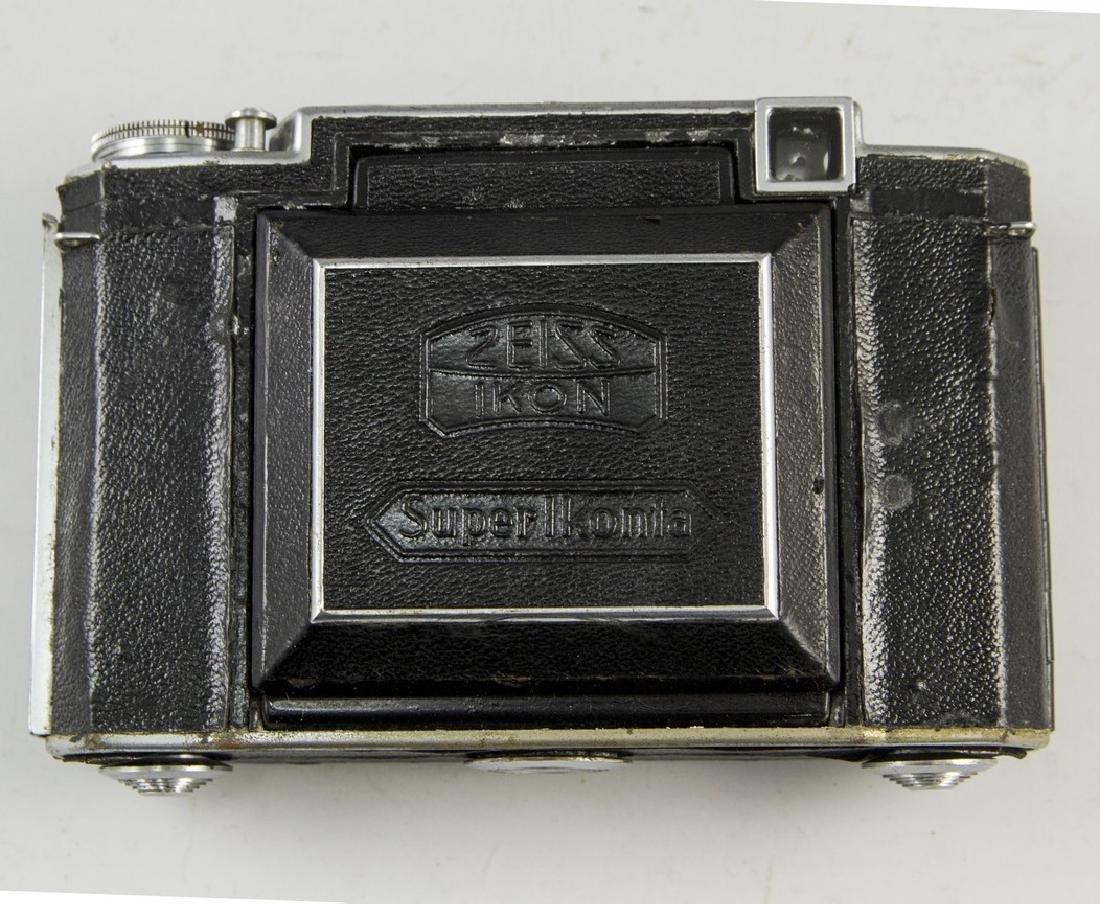 Zeiss Super Ikonta Camera