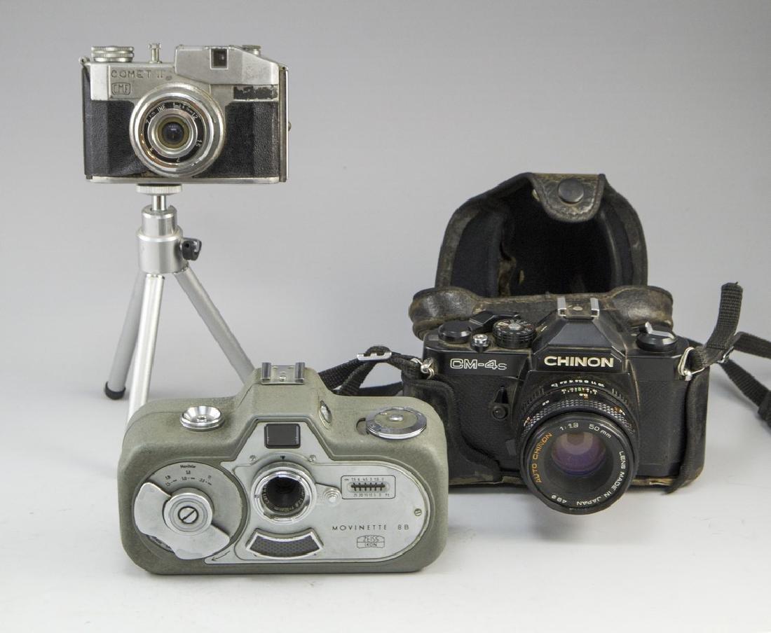 Lot of Vintage Cameras
