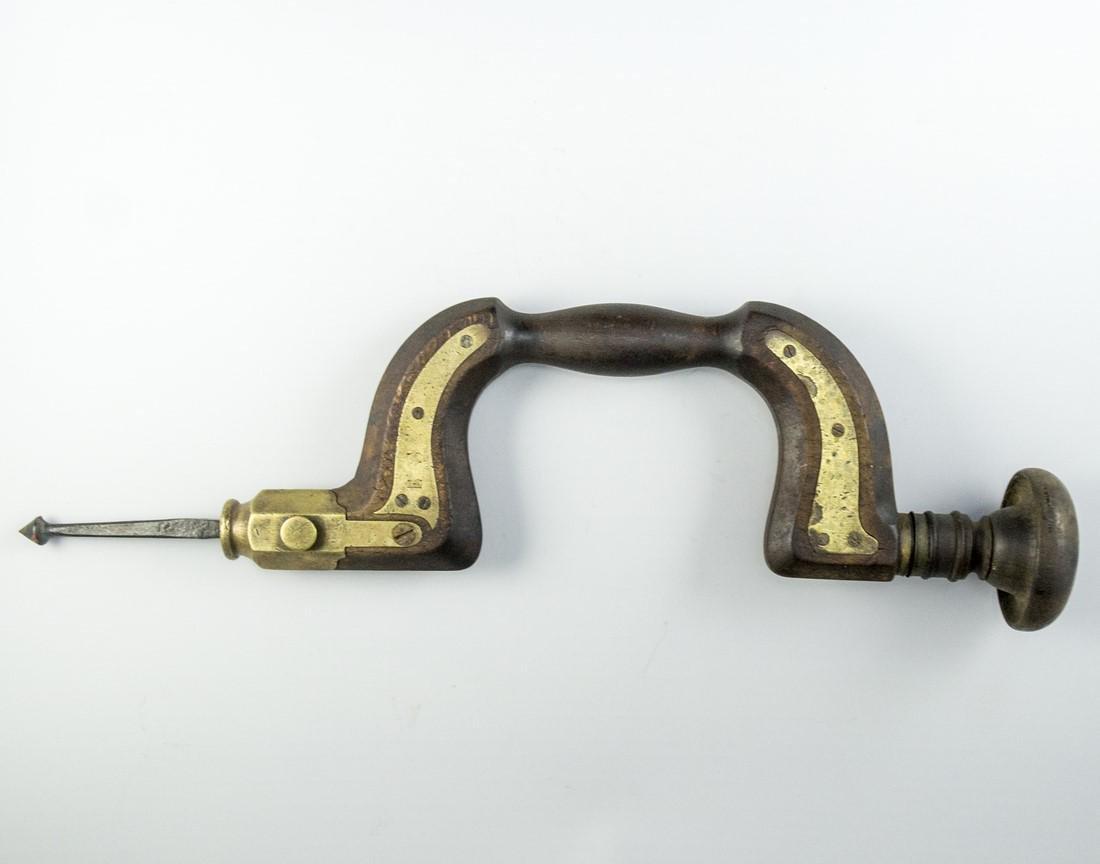 Antique Manual Drill - 4