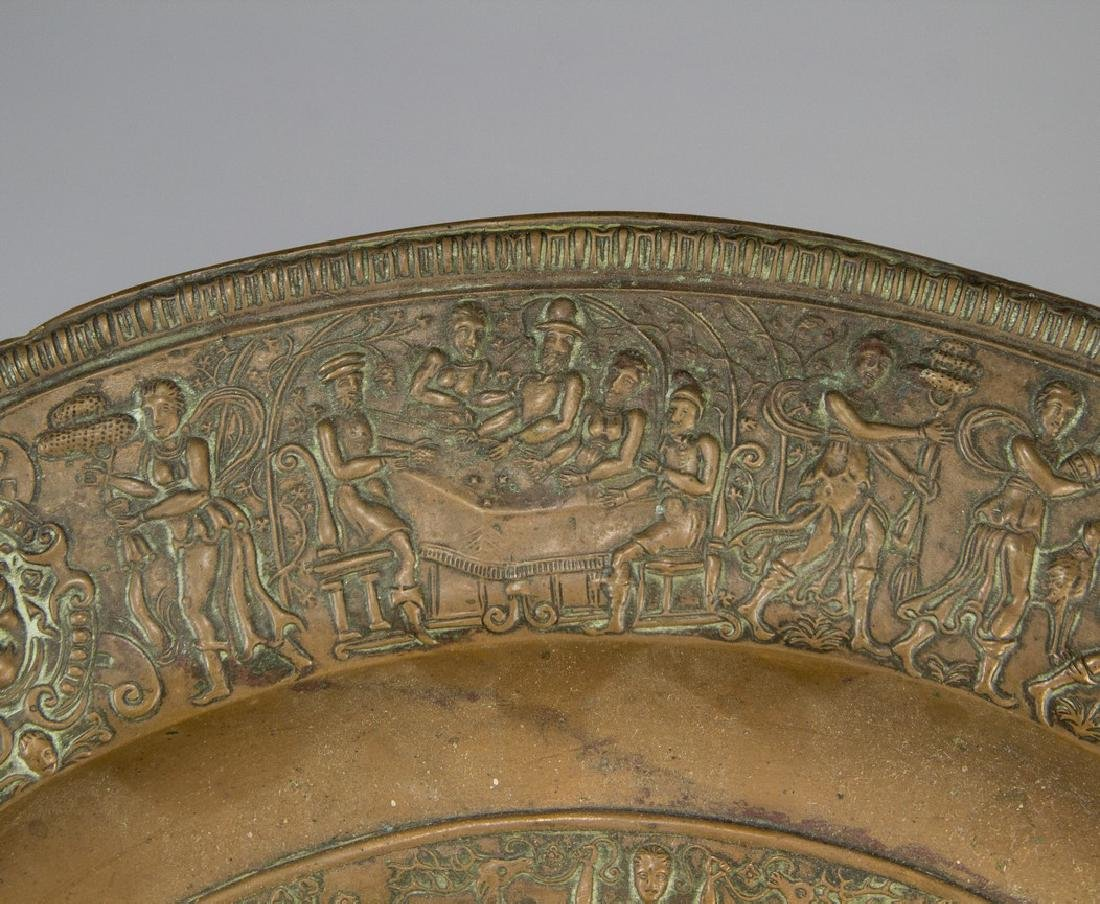 French Copper Tray - 3