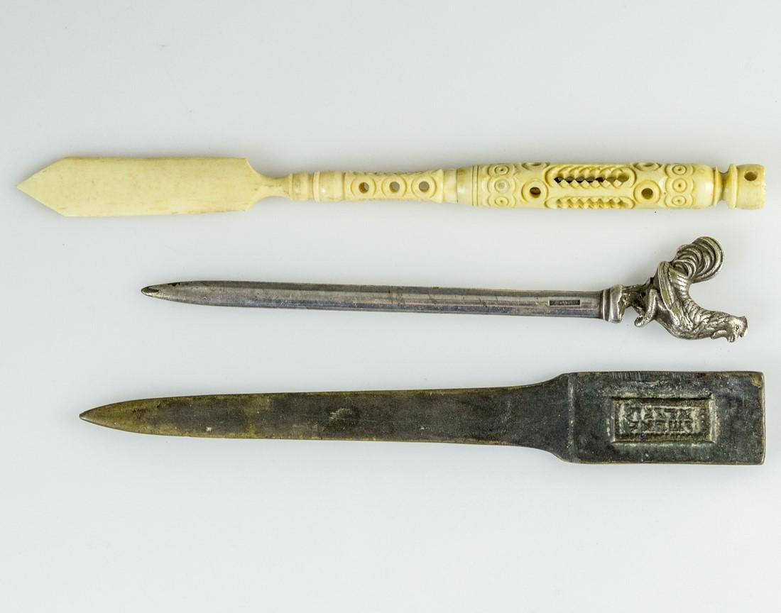 Lot of Letter Openers - 2