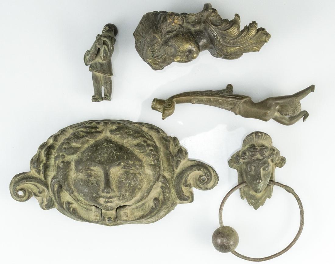 Antique Bronze Items