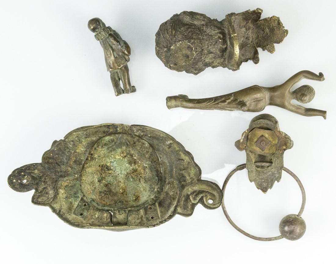 Antique Bronze Items - 2