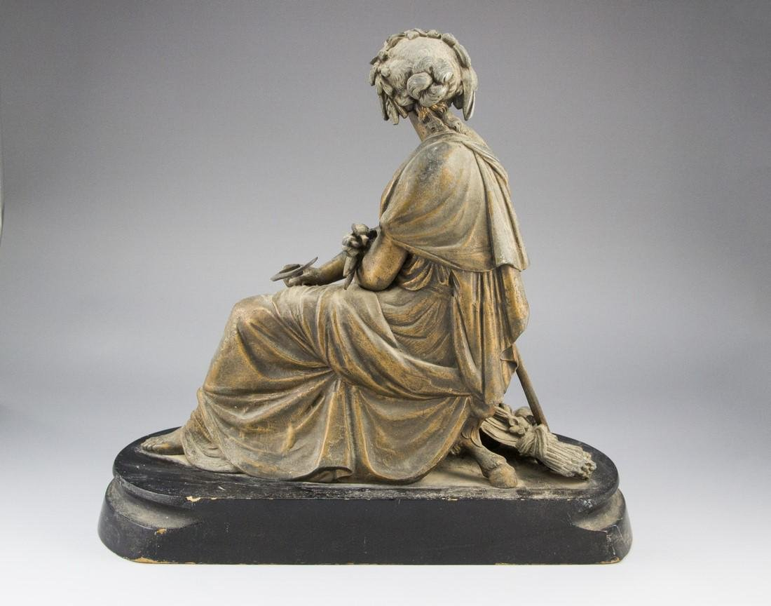 Spelter Sculpture