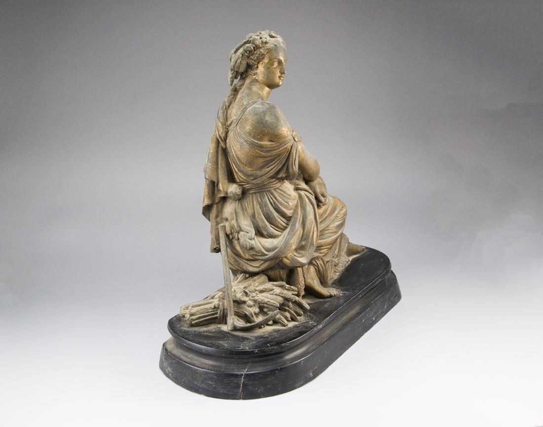 Spelter Sculpture - 2