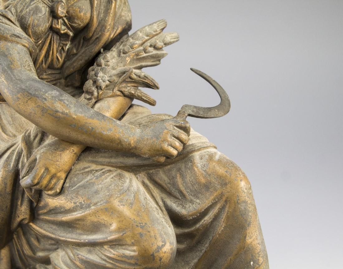 Spelter Sculpture - 3