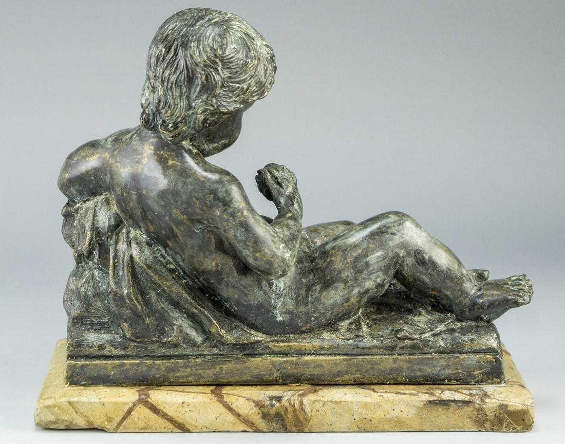 Brass Sculpture - 2