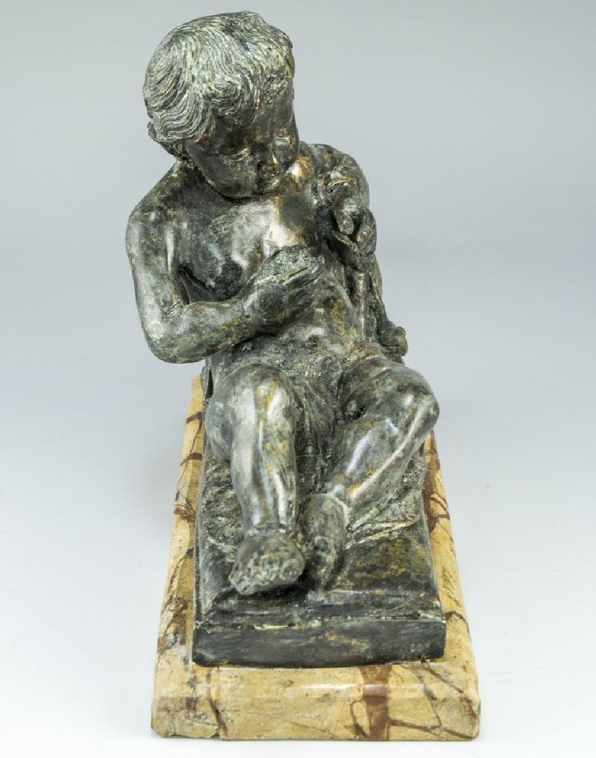 Brass Sculpture - 3