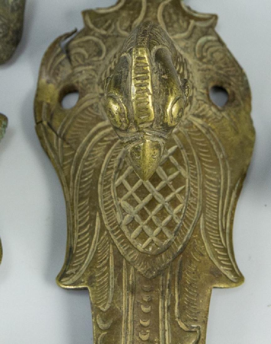 Lot of Bronze Figurines - 3