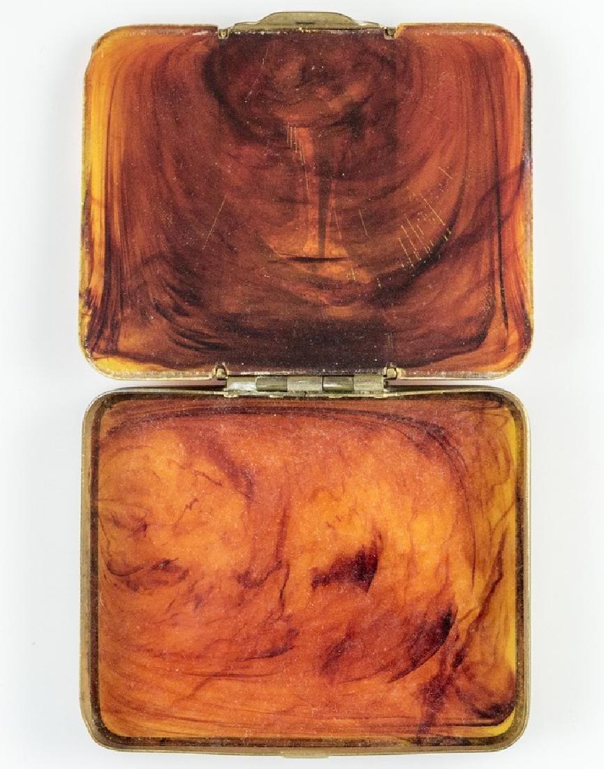 Tortoiseshell Cigarette Box - 2