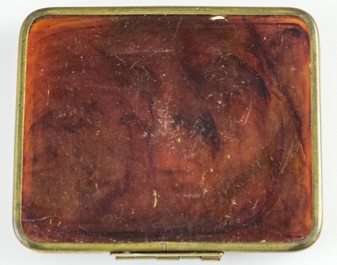 Tortoiseshell Cigarette Box - 4