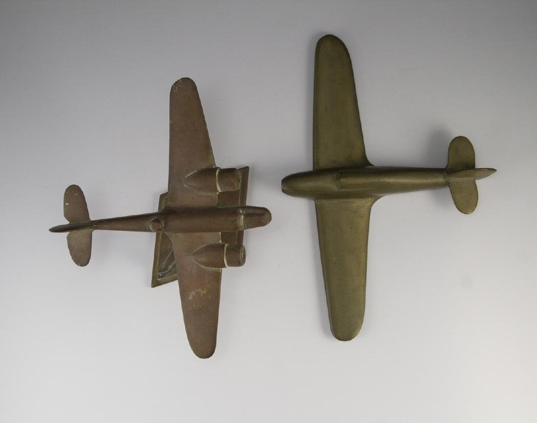 Lot of WWI Plane Models - 2