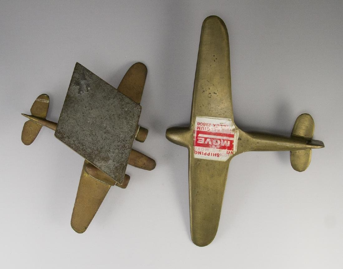 Lot of WWI Plane Models - 3