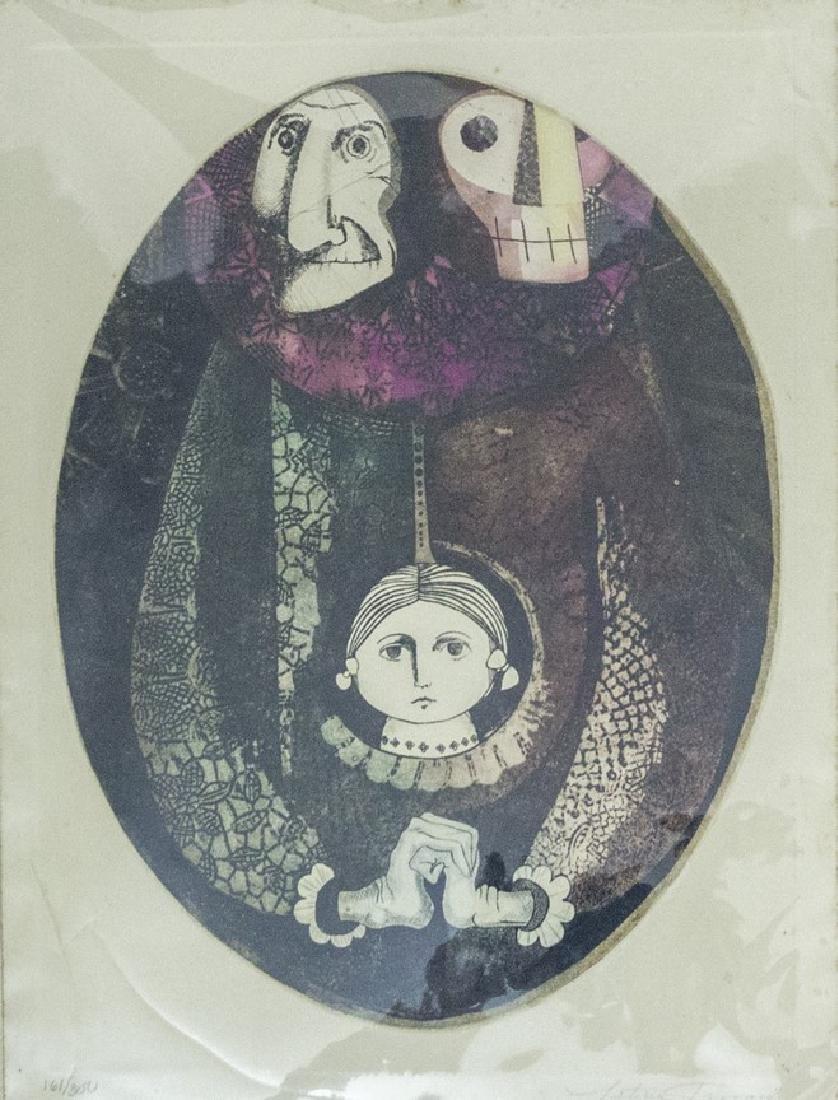 Leticia Tarrago (b. 1940) - 2
