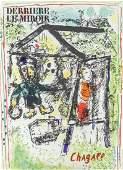 Derriere le Miroir Marc Chagall