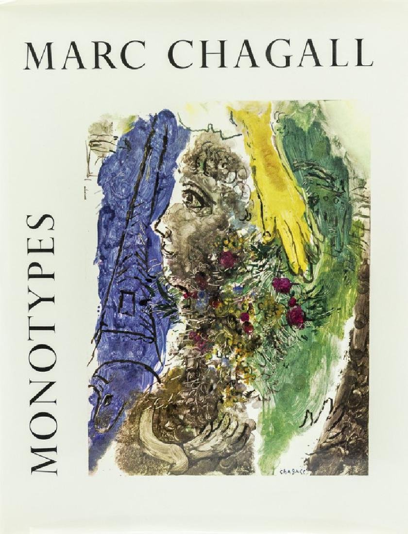 Marc Chagall, Monotypes