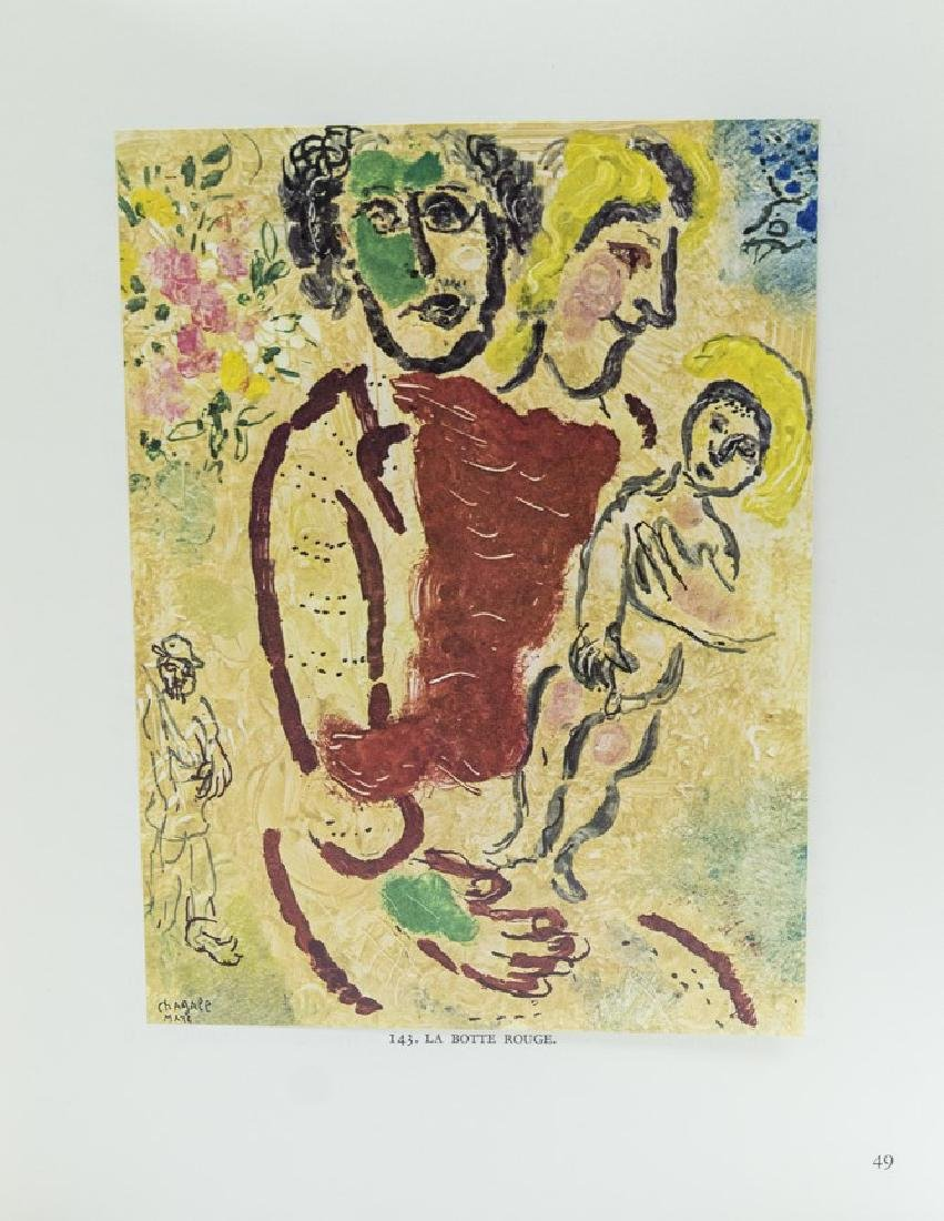 Marc Chagall, Monotypes - 3