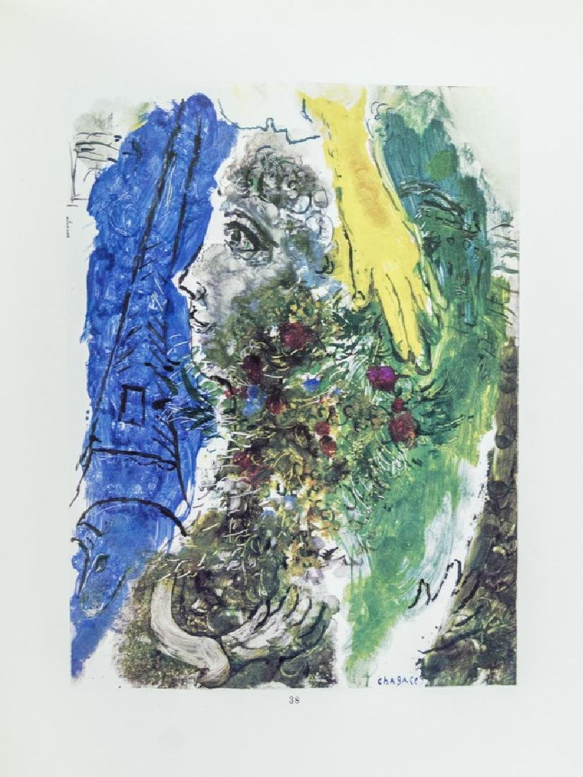 Marc Chagall, Monotypes - 6