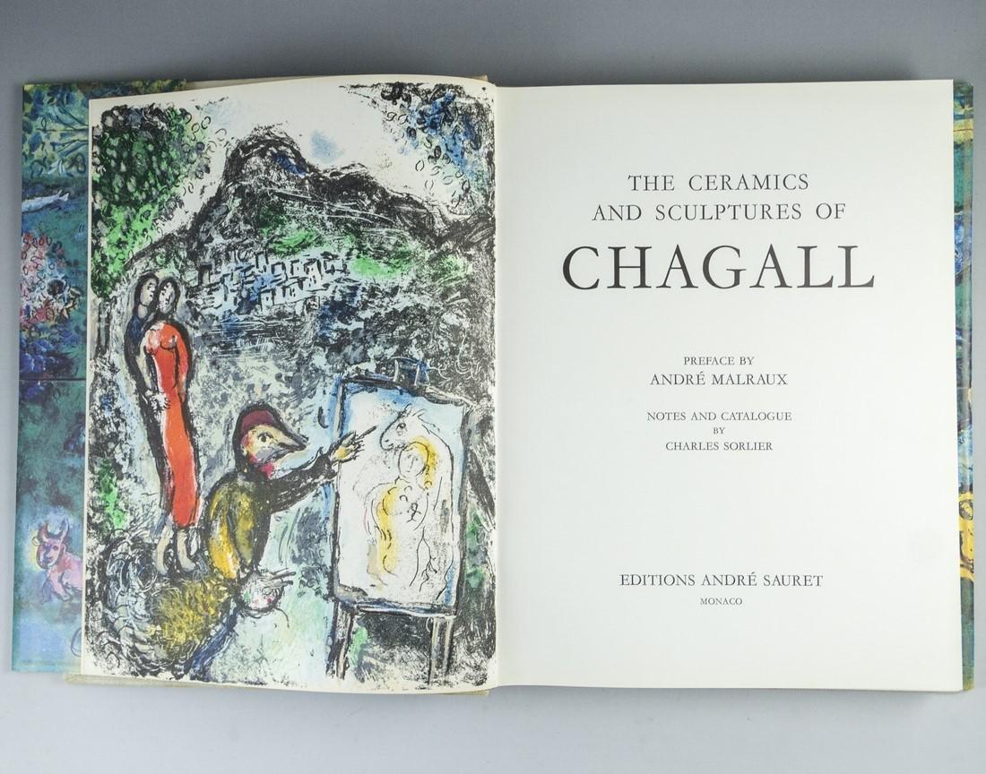 Chagall Ceramic Sculptures - 2