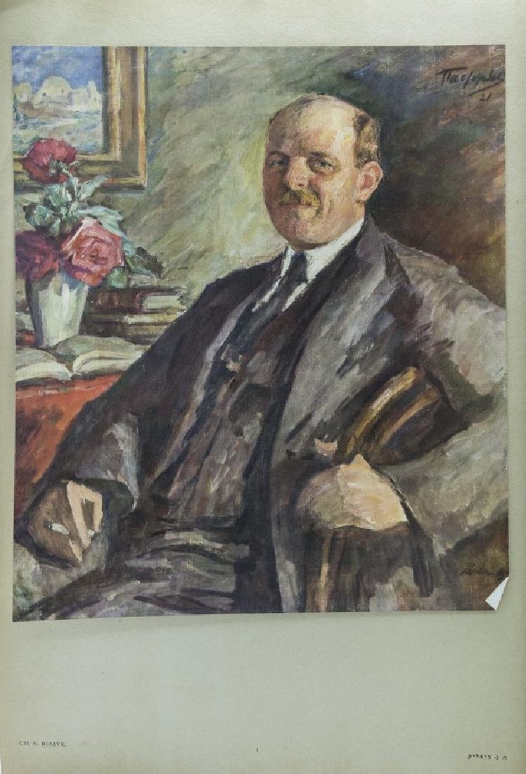 Portrait Album by Leonid Pasternak - 3