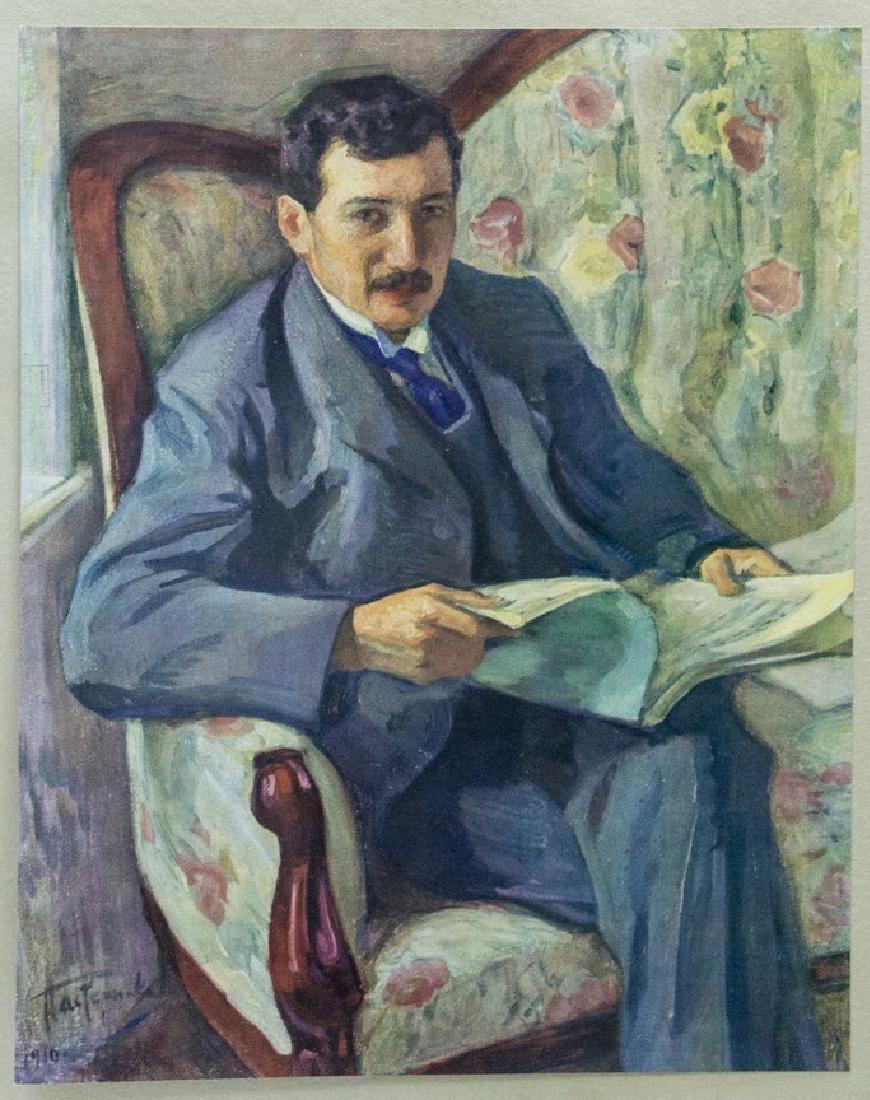 Portrait Album by Leonid Pasternak - 4