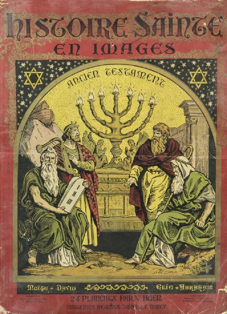 Histoire Saint en Images