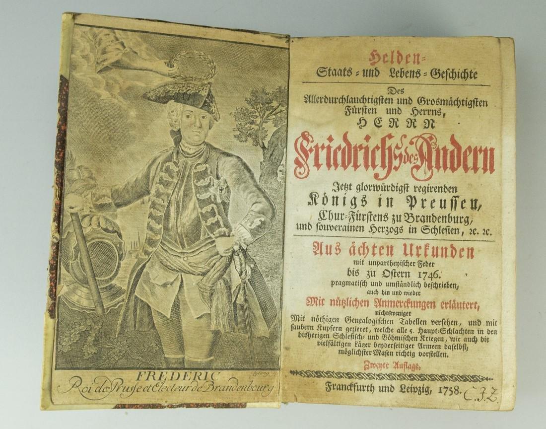 Helden-, Staats- und Lebens-Geschichte Des - 6