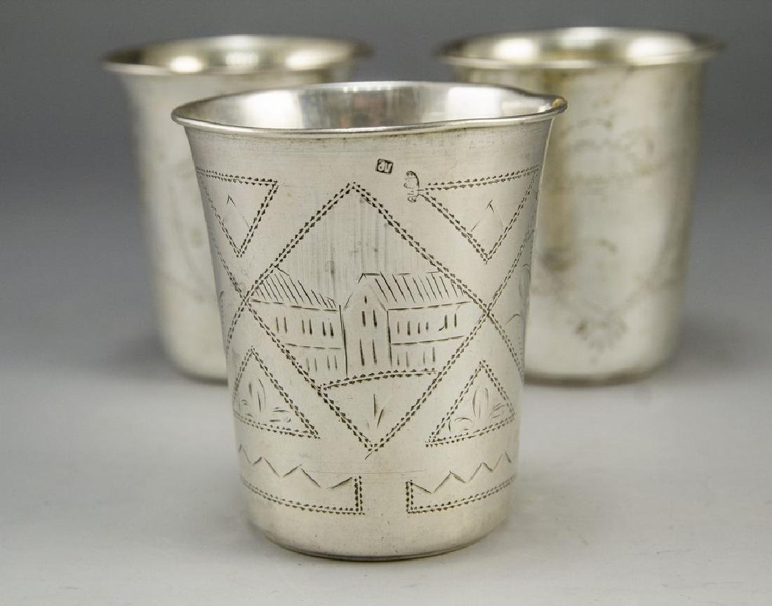 Lot of Silver Cups - 4