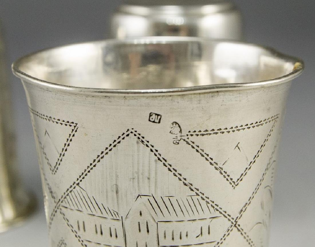 Lot of Silver Cups - 7