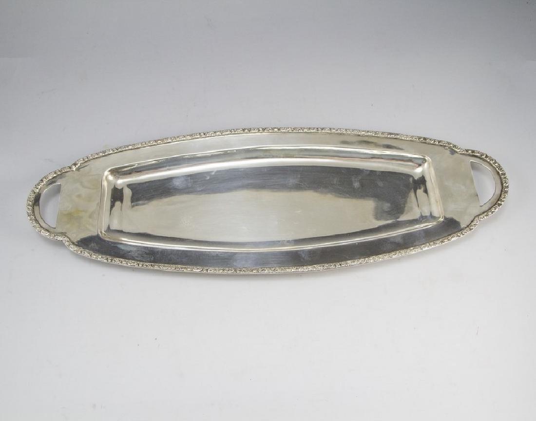 Polish Silver Tray