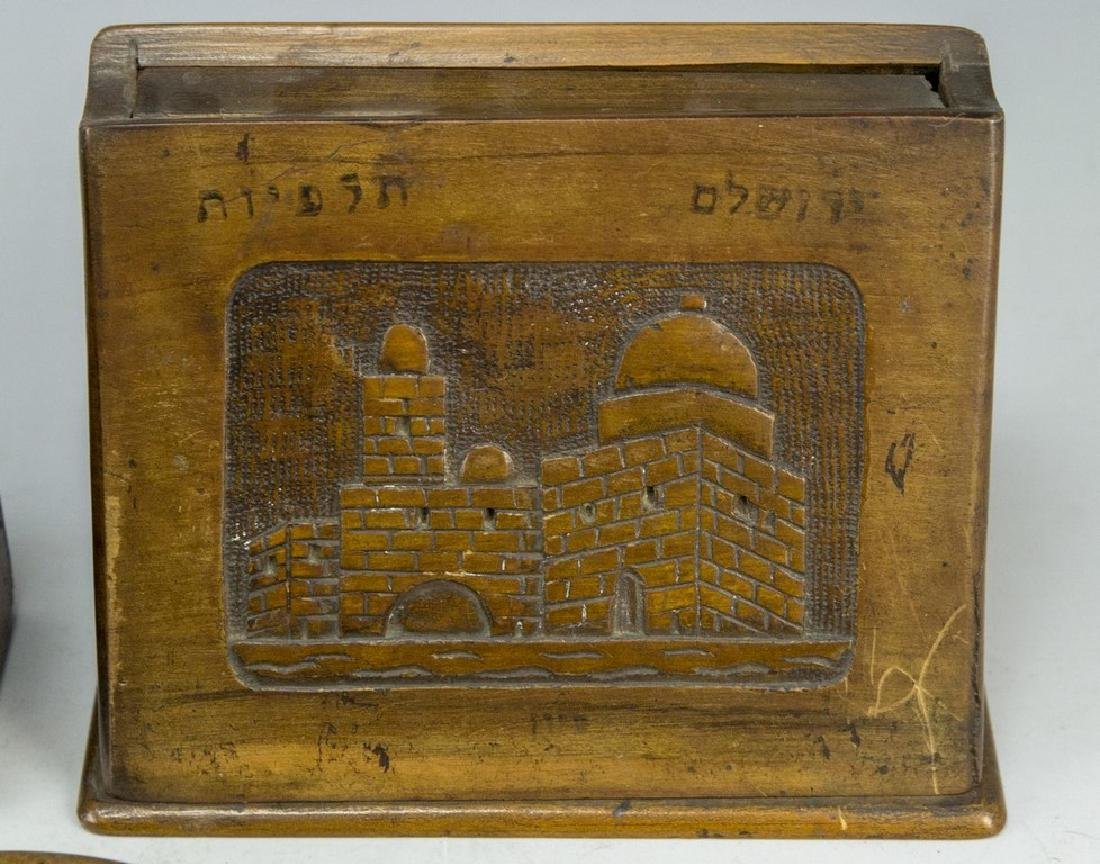 Lot of Jerusalem Olivewood Items - 5