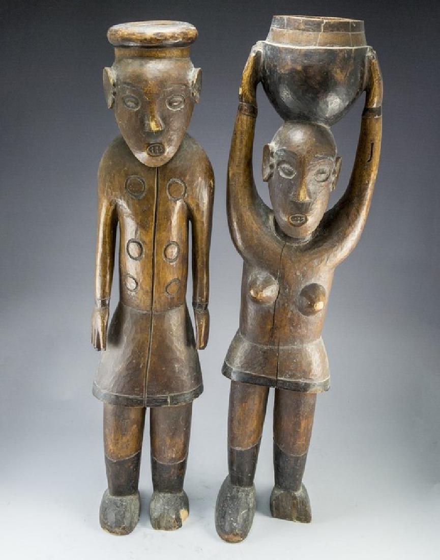 African Wooden Sculptures