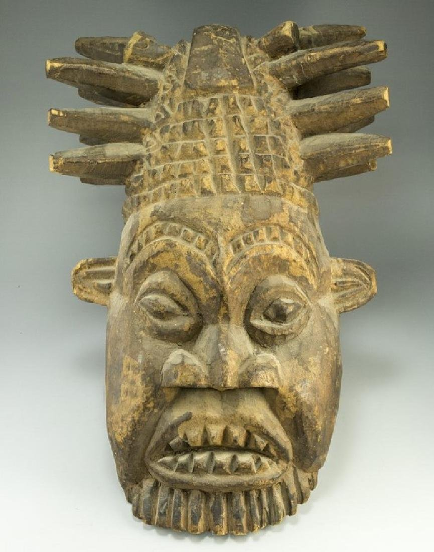 Cameroonian Wooden Mask
