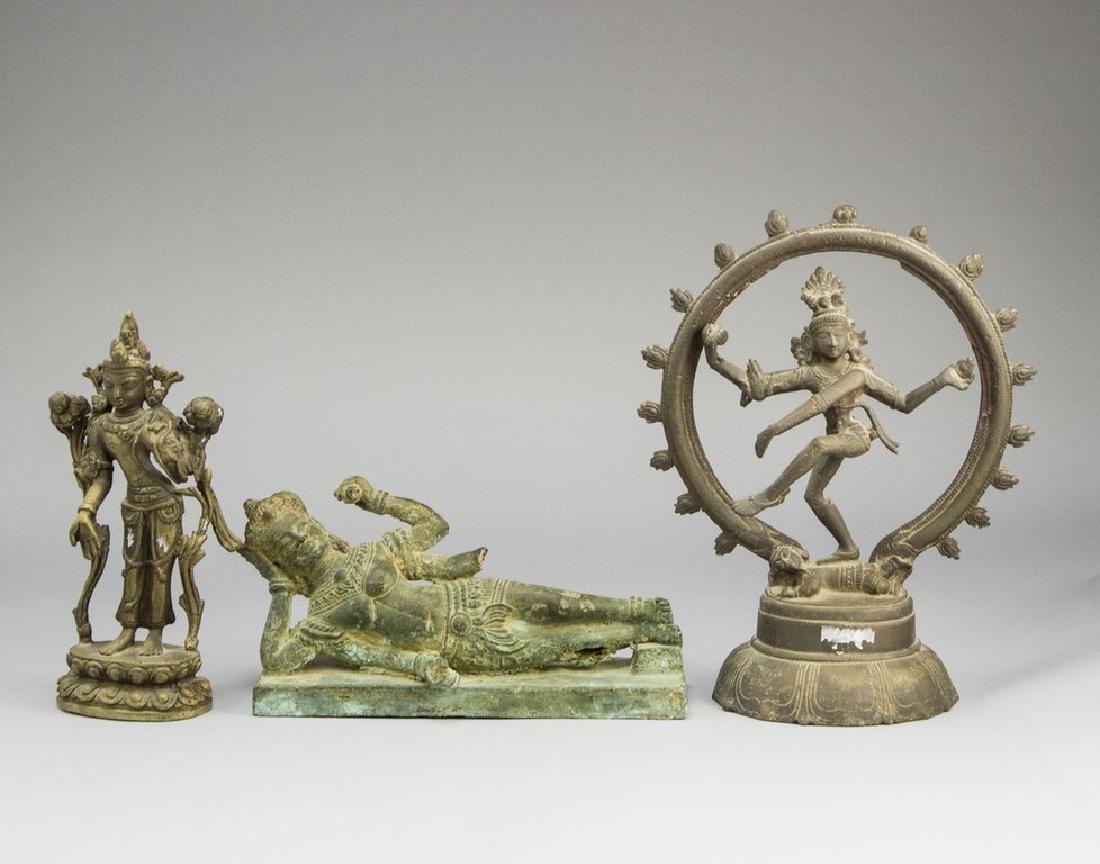 Lot of Indian Sculpture
